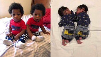 Florida mom gives birth to 2 sets of twins in 1 year