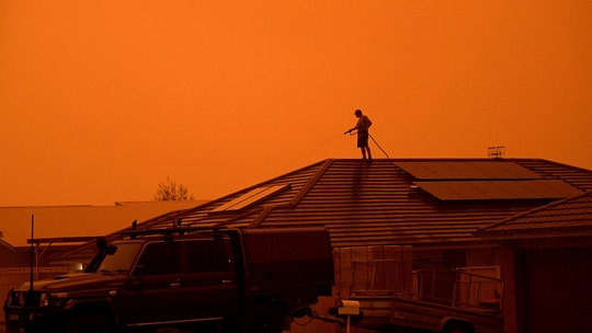 Pictures: Australia's destructive wildfires