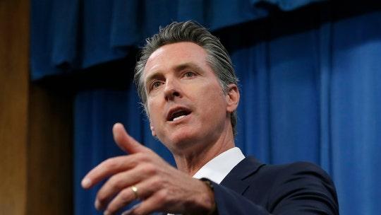 California's Newsom says coronavirus provides 'opportunity' to push progressive agenda