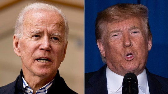 Fox News Poll: Biden leads Trump, wins high marks for female VP pledge