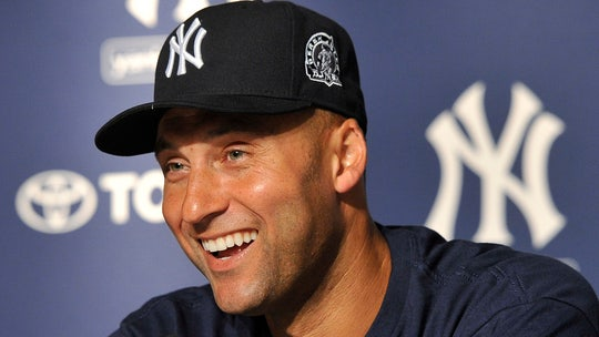Derek Jeter falls one vote short of unanimous Baseball Hall of Fame election