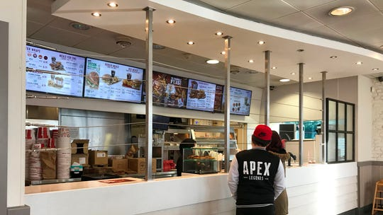 'Roughest' KFC installs fence between counter and customers for employee safety