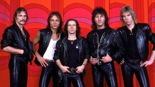 Scorpions reveal inspiration behind 鈥楻ock You Like a Hurricane,鈥� favorite 鈥榗razy鈥� moment on stage