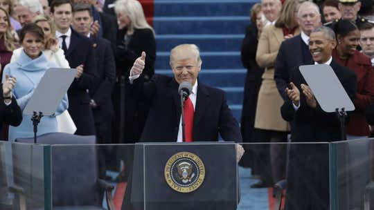 A presidential inauguration during COVID-19: What the January event could look like