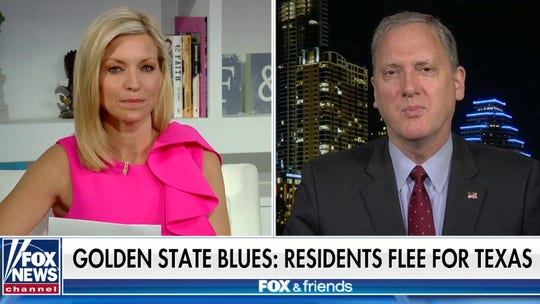 Chuck DeVore: California conservatives 'grateful' they can flee to a place like Texas