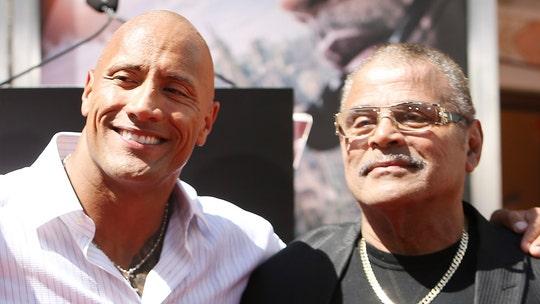 Dwayne 'The Rock' Johnson breaks silence on 'barrier breaking' father's death: 'It's just pain'