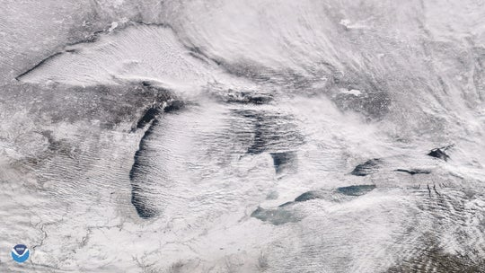 Lake effect snow: Here's how it impacts the Great Lakes