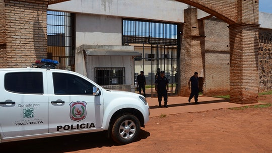 Paraguay investigates prison escape of at least 75 'highly dangerous' inmates through tunnel