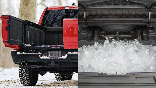 4 clever truck tailgates ready for a Super Bowl party