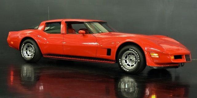 Ultra-rare 4-door Chevrolet Corvette surfaces for sale ...