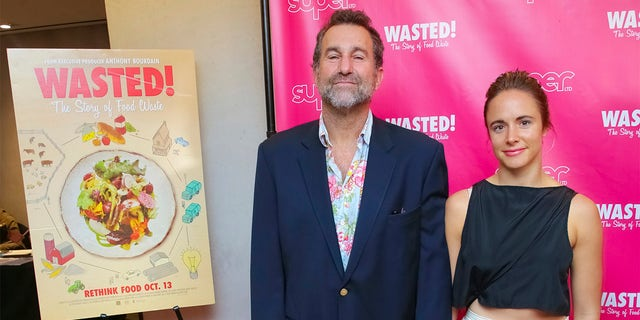 Restaurateur Ken Friedman, seen here with a guest at a 2017 film premiere, confirmed the closing of the restaurant on Monday.
