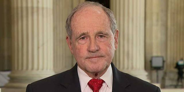 GOP Sen. James Risch of Idaho joined with Rep. Michael McCaul to urge President Biden to stand by Israel.