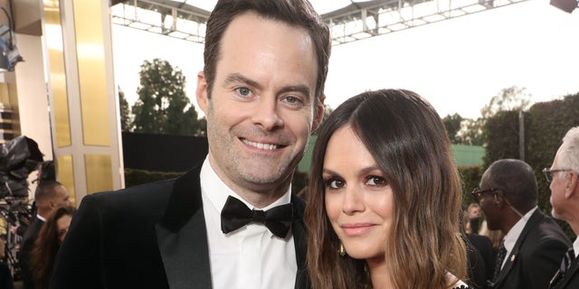 Bill Hader And Rachel Bilson Are Now Red-Carpet Official