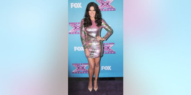 TV personality Khloe Kardashian in 2012. (Photo by Barry King/FilmMagic via Getty)