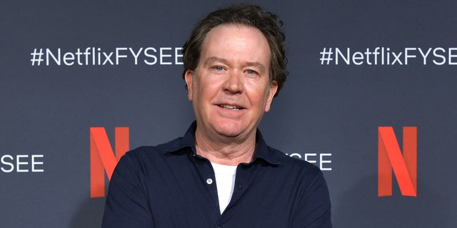 Timothy Hutton starred in a Groupon ad accused of making light of Tibetan culture. (Photo by Emma McIntyre/Getty Images for Netflix)