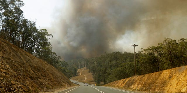 Australia's prime minister called up about 3,000 reservists as the threat of wildfires escalated in at least three states on Saturday, while strong winds and high temperatures were forecast to bring flames to populated areas including the suburbs of Sydney.