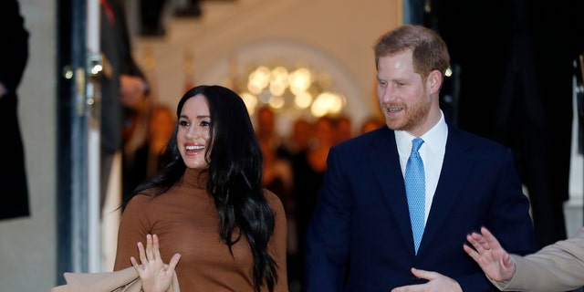 Westlake Legal Group AP20007586253843 Meghan Markle and Prince Harry's royal exit done without my help, Oprah Winfrey claims Melissa Roberto fox-news/world/personalities/british-royals fox-news/person/prince-harry fox-news/person/oprah-winfrey fox-news/entertainment/celebrity-news/meghan-markle fox news fnc/entertainment fnc fea7d1f1-88e2-51c3-93f1-f823ded9be3f article
