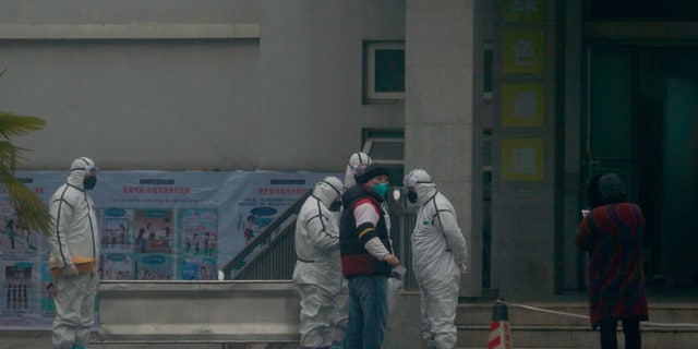 Westlake Legal Group AP20021249338334 Coronavirus outbreak in China sparks 'super-spreader' fears as pneumonia-like illness sickens hundreds Madeline Farber fox-news/world/world-regions/china fox-news/health/infectious-disease/outbreaks fox-news/health/infectious-disease fox news fnc/health fnc e917552f-ac4b-561a-8238-e92397b3a4f3 article