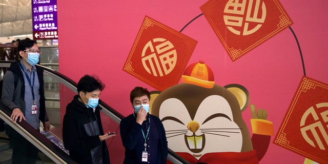 Westlake Legal Group AP20021423240585 Coronavirus outbreak in China sparks 'super-spreader' fears as pneumonia-like illness sickens hundreds Madeline Farber fox-news/world/world-regions/china fox-news/health/infectious-disease/outbreaks fox-news/health/infectious-disease fox news fnc/health fnc e917552f-ac4b-561a-8238-e92397b3a4f3 article