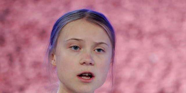 WEF's annual Davos meeting closes with Greta Thunberg at center