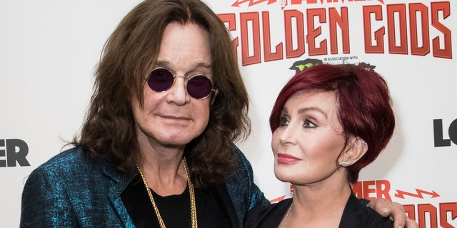 Ozzy Osbourne was joined by wife Sharon last month when he announced his Parkinson's disease diagnosis on 'GMA.'