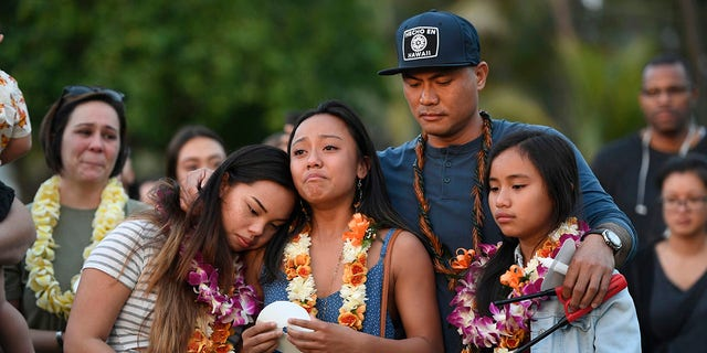 Westlake Legal Group AP20022772330987 Hawaii eyes even stricter gun laws in wake of shooting that killed 2 police officers JENNIFER SINCO KELLEHER fox-news/us/us-regions/west/hawaii fox-news/us/personal-freedoms/second-amendment fnc/us fnc c07f62c0-c871-5199-92bf-e591146106ca AUDREY McAVOY Associated Press article