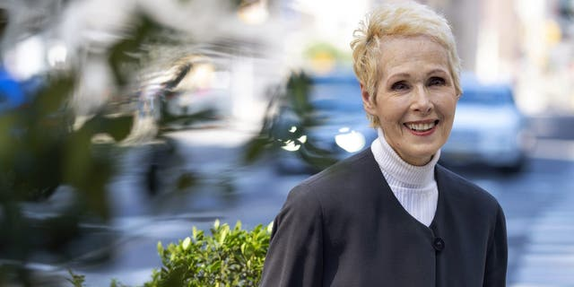 FThis June 23, 2019, file photo shows E. Jean Carroll in New York. (AP Photo/Craig Ruttle, File)