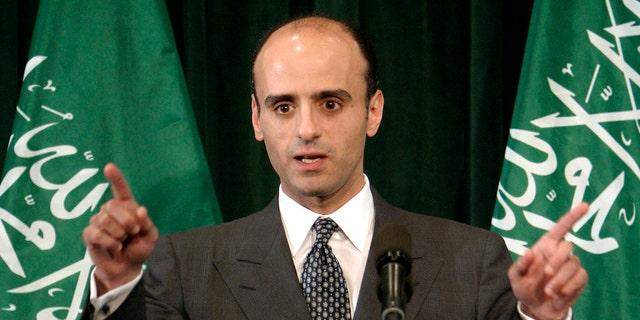 Советник Саудовской Аравии по внешней политике Адель-Аль-Джубейр стал мишенью для срыва убийства в 2011 году. (Reuters)
