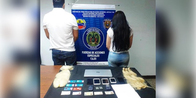 Merlano was arrested in the El Milagro area of Maracaibo, Zulia, Dominguez said. She was found with another undocumented Colombian citizen, who was also arrested.