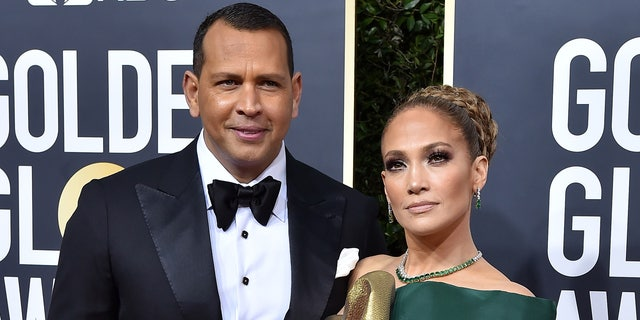 Alex Rodriguez and Jennifer Lopez shared individual messages about appreciating loved ones amid the coronavirus pandemic.