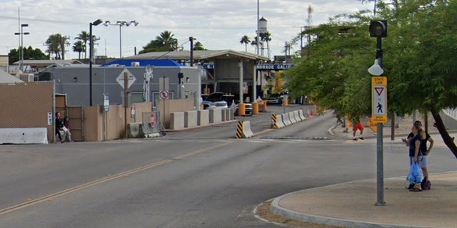 CBP says it seized more than 200 pounds were intercepted at the Andrade Port of Entry this week.?