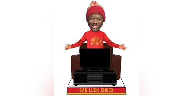 Chiefs' superfan Charles Penn will have his own bobblehead.