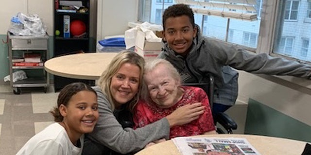 Westlake Legal Group Bastiandfriend2 Holocaust survivor, 94, forms unlikely friendship with with middle schooler fox-news/topic/holocaust fox-news/special/occasions/birthday fox-news/good-news fox-news/faith-values/family fox news fnc/us fnc f335ab6d-c7d6-5983-951f-c60b6869a212 Caleb Parke article