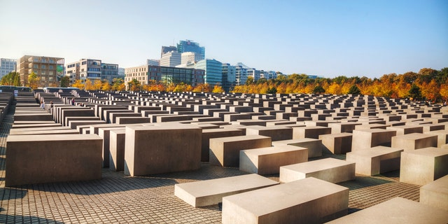 The Memorial to the Murdered Jews of Europe, Berlin, Germany. (iStock)