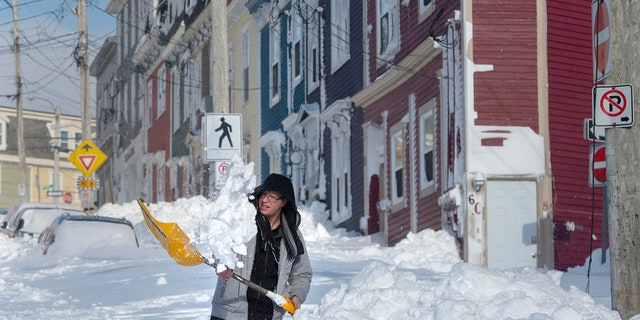 A state of emergency ordered by the City of St. John's is still in place, leaving businesses closed and vehicles off the roads in the aftermath of the major winter storm that hit the Newfoundland and Labrador capital last week.