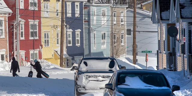 The state of emergency ordered by the City of St. John's is still in place, leaving businesses closed and vehicles off the roads in the aftermath of the major winter storm that hit the Newfoundland and Labrador capital.