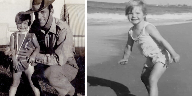 Cheryl, pictured left with her father, was last seen on Jan. 12, 1970. While officials ruled her dead in 2011, a body has yet to be found.
