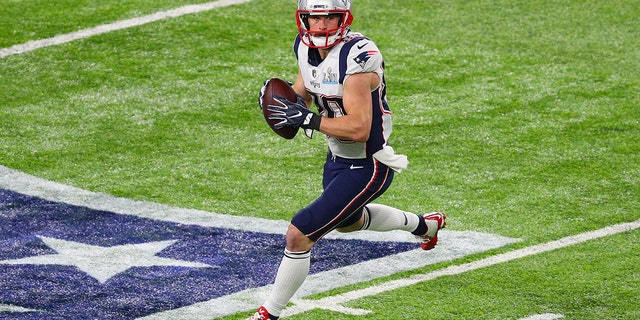 Danny Amendola put up big numbers in Super Bowl LII. (Photo by Rich Graessle/Icon Sportswire via Getty Images)