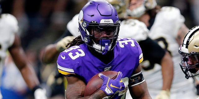 Dalvin Cook looks to help the Vikings to even more surprises in 2020. (AP Photo/Brett Duke)