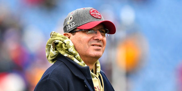 Dan Snyder talked about changing the name in 2013 and 2014. (AP Photo/Adrian Kraus, File)