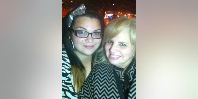 Mayra Alvear (right) pictured with her daughter, Amanda Alvear, 25, who was killed in the Pulse attack (Photo courtesy of Mayra Alvear).