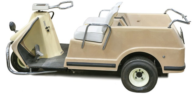 Westlake Legal Group EL2 Elvis Presley's Harley-Davidson golf cart duffs at auction Gary Gastelu fox-news/entertainment/celebrity-news fox-news/auto/style/motorcycles fox news fnc/auto fnc article 4d5d149a-7e6a-5dfc-b507-14841b8f18cf