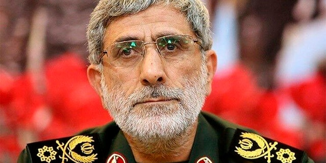 Brigadier. Gen. Esmail Qaani is now the new commander of the Revolutionary Guard's Quds Force -- and he is no stranger to the U.S.