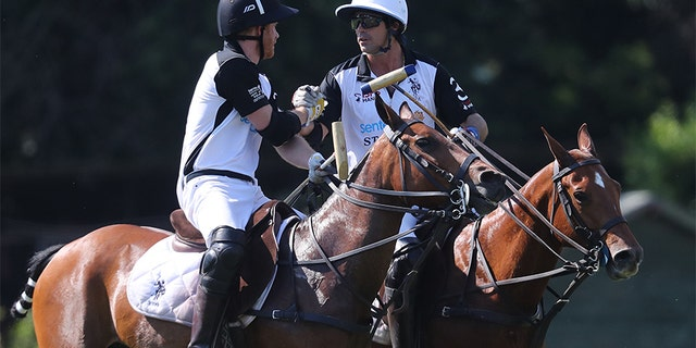 Harry, Duke of Sussex and Nacho Figueras have played polo together for years.