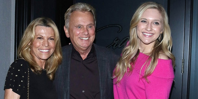Westlake Legal Group GettyImages-1192715061 'Wheel of Fortune' host Pat Sajak's daughter says 'it was a difficult time' when star had health scare Stephanie Nolasco fox-news/entertainment/tv fox-news/entertainment/genres/competition fox-news/entertainment/features/exclusive fox-news/entertainment/events/illness fox-news/entertainment fox news fnc/entertainment fnc article a20faf8f-0b2b-59e7-8af6-a38027d49fd1