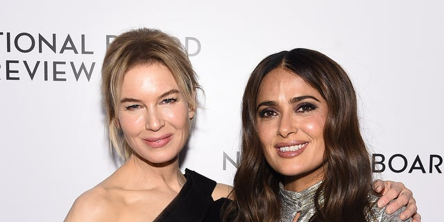 Renée Zellweger Saved Salma Hayek From a Huge Costume Mistake