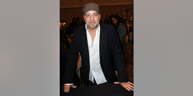 Musician Leif Garrett at The Hollywood Show held at Westin LAX Hotel on April 9, 2016, in Los Angeles, California.