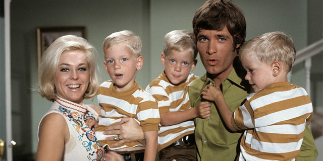 Don Grady (right, wearing green) passed away in 2012 at age 68 after a long battle with cancer.