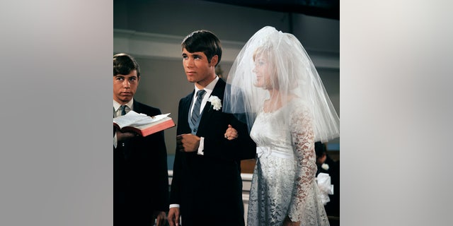 """Tina Cole claimed she went on to have an off-screen romance with her """"My Three Sons"""" co-star Don Grady."""