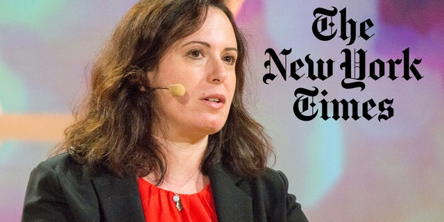 New York Times reporter Maggie Haberman was slammed Sunday for comparing Iran's treatment of the press to President Trump's anti-media rhetoric. (Julia Reinhart/ Getty Images)